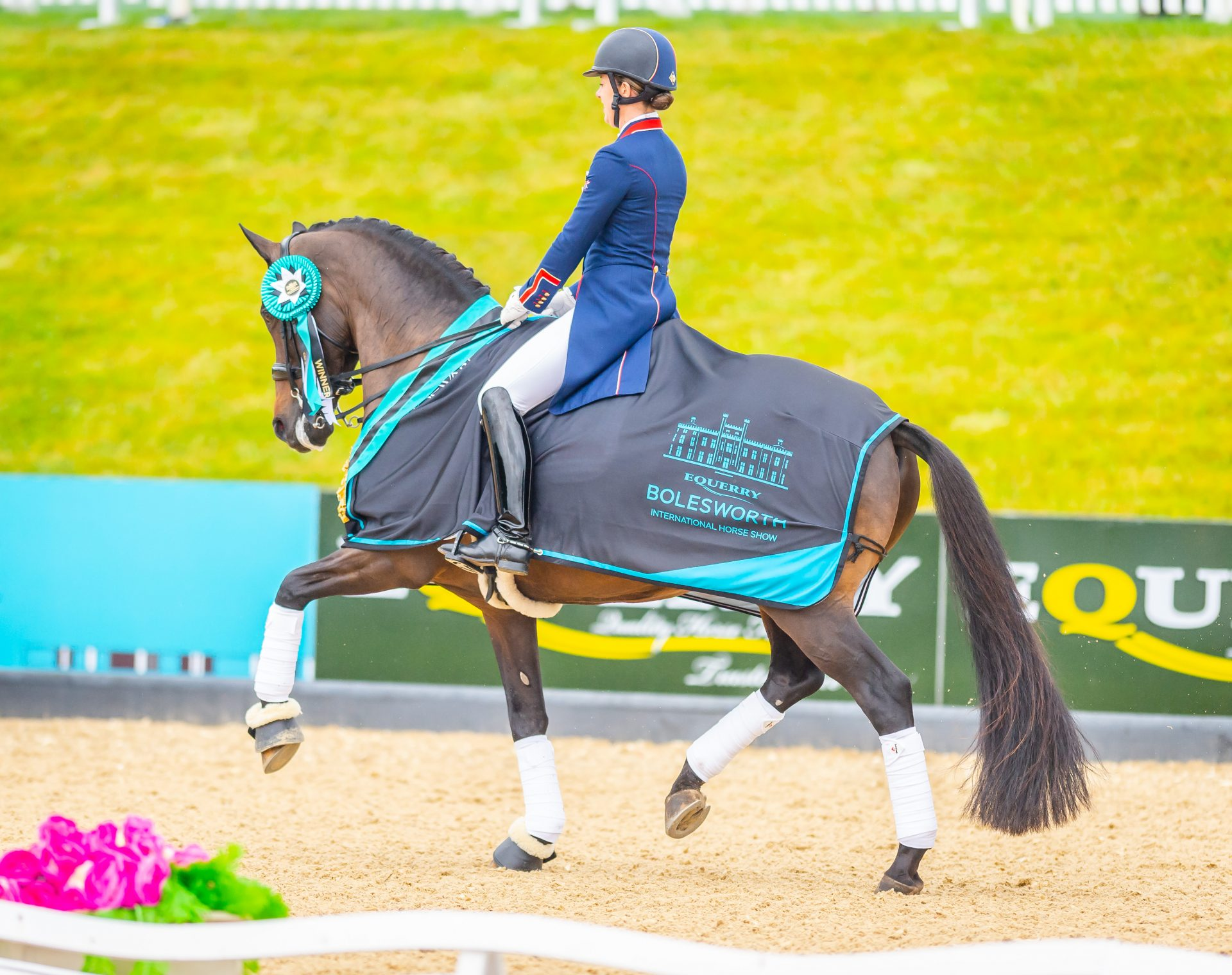 Bolesworth - To Be Brave, Be Different, Be Passionate