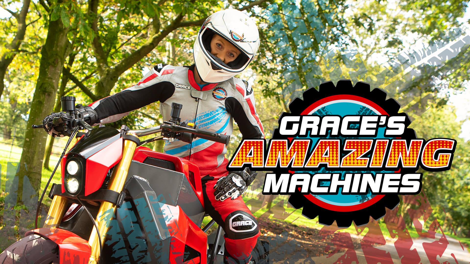 Grace's Amazing Machines