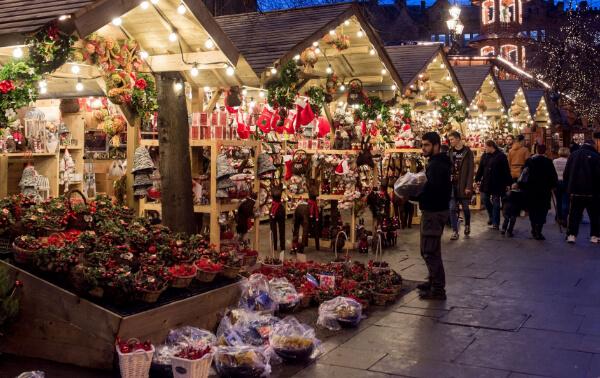 Boleworth Christmas Markets