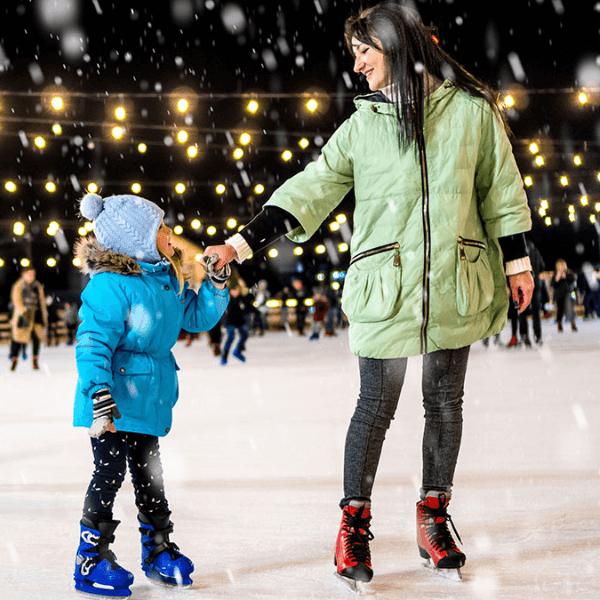 Bolesworth Ice Skating